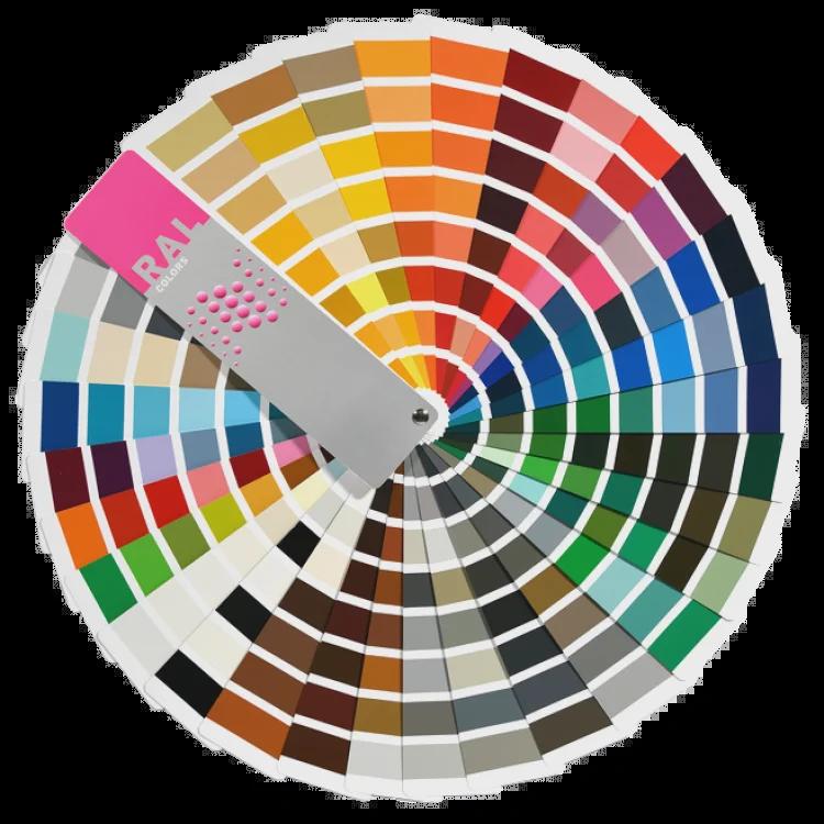 Каталог порошковых красок