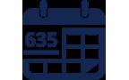 635 линий произведено