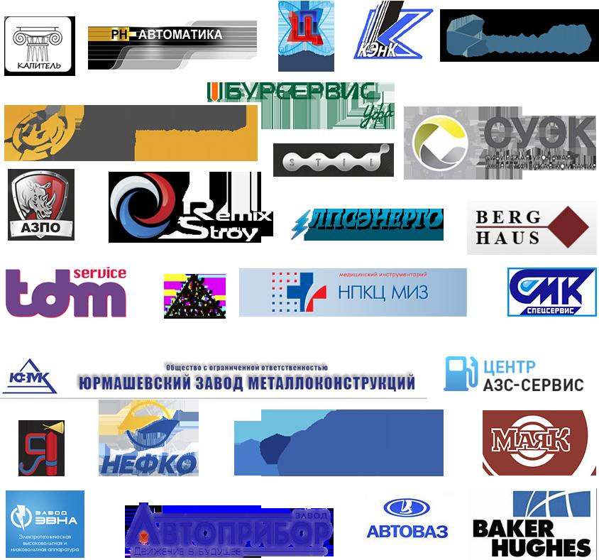 Компании партнеры